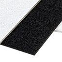 Płyta ABS 3 MM 1000 X 2000 czarna drobny molet