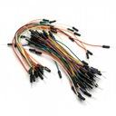 Przewody 65szt złącza kable płytki stykowe ARDUINO
