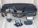 hyundai i30 NowyModel kokpit deska konsola airbag