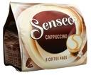 Kawa Senseo Douwe Egberts Cappuccino 8 pads FVAT