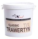 Tynk dekoracyjny Trawertyn Classic 15kg Luxmal