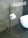Meble stojak na papier toaletowy SHABBY RETRO