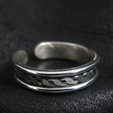 Pierścień Skandynawski (srebro)
