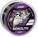 ŻYŁKA JAXON MONOLITH CARP 600m-0,27mm/15kg NOWOŚĆ