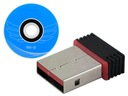 KARTA SIECIOWA WIFI USB + CD 150Mbps wysyłka z PL
