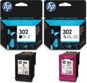 2 HP 302 drukarki 2130 1110 3630 envy DeskJet tusz