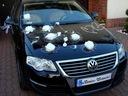 6.Dekoracja samochodu dekoracje na samochód ślubny
