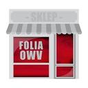 Folia One Way Vision OWV Witryny OKNA 24h! 1m2!