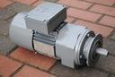 Motoreduktor kołnierzowy 0.37kw 197obr hamulec SEW