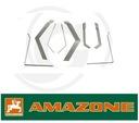 Zestaw palcy zagarniających AMAZONE D7 D8 3M