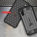 Etui Pancerne DIRECTLAB Hybrydowe do Huawei P20 Funkcje pochłanianie wstrząsów