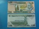 Zambia Banknot 20 Kwacha 1980-88 P-27e UNC