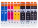 20 Tusze XXL do CANON Pixma IP7250 MG5650 MG5550 Producent inny
