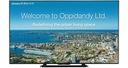 Monitor Sharp PN-Q901 Digital Signage 16/7 350cd