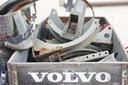 Volvo FH ŁAPA OPASKA ZBIORNIKA PALIWA