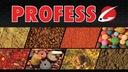 PROFESS Pellet do Metody - ORZECH TYGRYSI 2mm/700g Marka Profess