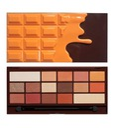 Makeup Revolution Paleta Cieni Chocolate Orange