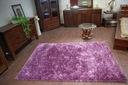 DYWAN SHAGGY LILOU 80x150 fiolet/róż POLI #DEV178 Rodzaj shaggy