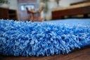 DYWAN SHAGGY 150x200 niebieski 5cm miękki @10241 Rodzaj shaggy