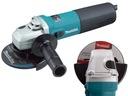 Szlifierka 125mm 1400W MAKITA 9565CVR Regulacja