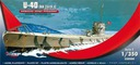 U-40 IXA ( turm), Mirage Hobby 350504, 1:350 доставка товаров из Польши и Allegro на русском