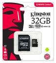 KINGSTON KARTA PAMIĘCI MICRO SD 32 GB CLASS 10 UHS