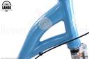Rower miejski 28 LANDE Savana Nexus Alu biało-róż Rodzaj przerzutki wewnętrzna (w piaście)