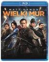 Wielki Mur (Blu-Ray) Matt Damon FOLIA PL