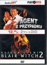 2 filmy - AGENT Z PRZYPADKU BLAIR WITCH PROJECT 2