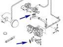 17. Zaślepka EGR VW Audi Skoda Seat 1.9 2.5 TDI PD Typ samochodu Samochody osobowe Samochody dostawcze