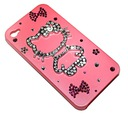 MIX DIAMOND panel iPhone każdy model LOVELY KITTY