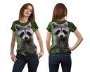 KOSZULKA 3D FULLPRINT T-shirt SZOP M MODNA PL