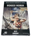WKK DC COMICS 41 WONDER WOMAN Oczy Gorgony -FOLIA