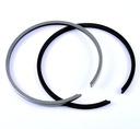 ORYGINALNE pierścienie WSK SHL 175 GÓRNY CHROM! R3 Waga (z opakowaniem) 0.3 kg