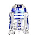 Balon Star Wars Gwiezdne Wojny R2D2 DUŻY 60cm HEL
