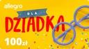 Karta Podarunkowa Dla Dziadka - 100 zł