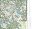 MAPA TURYSTYCZN MIASTO I GMINA ŁOBEZ 1:50 000 Region Polska