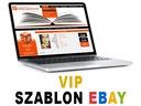 RESPONSYWNY szablon aukcji EBAY - VIP, f.vat