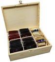 комплект для чая гравер чай мед подарок