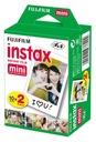 Film, wkład FUJIFILM Instax Mini 10x2 Pack