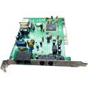 PCI модем 56K ZOLTRIX FM-5687 100% ОК WjF доставка товаров из Польши и Allegro на русском
