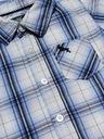 H&M super fajna koszula w kratkę IDEALNA 80-86 Płeć Chłopcy
