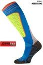 Narciarskie SKI PERFORMANCE Termiczne SK1n 39-42 Kolor Niebieski