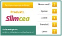 SLIMCEA - Promocja zestaw 2+1 GRATIS! Postać kapsułki