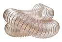 Przewód wąż odciąg trocin 80x10m POLIURETAN spiro