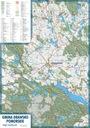 MAPA TURYSTYCZNA DRAWSKO POMORSKIE 1-50000 Wydawnictwo EKO-MAP