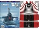 ОАК 3/17 подводная лодка К-114 Тула (Delta IV 1:200 доставка товаров из Польши и Allegro на русском