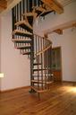 Лестница Вьющиеся ДУДА модель Осло 02 S 110 см