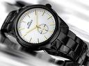 BISSET Black BSFD66 zegarek męski EOL CERAMIC