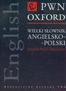 Wielki Słownik Angielsko Polski Pwn Z Płytą Cd